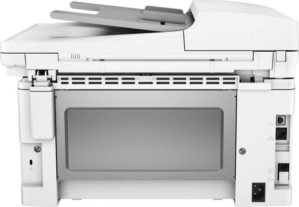 HP LaserJet Pro M203dw_back